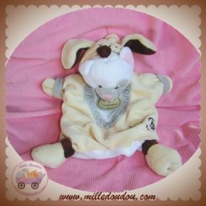 doudou et compagnie sos chat wouf ecru marionnette deguise chien neuf a056. Black Bedroom Furniture Sets. Home Design Ideas