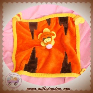 DISNEY DOUDOU TIGROU ORANGE PLAT PAPILLON SOS