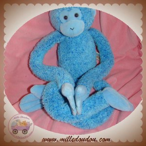 ANIMAL ALLEY DOUDOU SINGE BLEU SOS