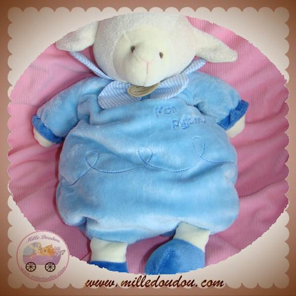 doudou et compagnie mouton agneau gaston range pyjama sos. Black Bedroom Furniture Sets. Home Design Ideas