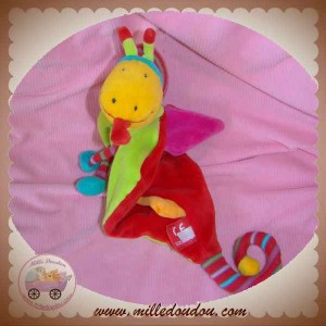 MOULIN ROTY SOS DOUDOU DRAGON PLAT ROUGE VERT