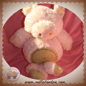 ANIMAL ALLEY DOUDOU COCHON ROSE SOS