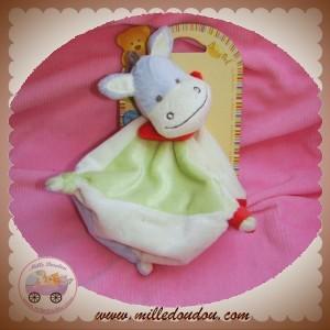 BABYNAT BABY NAT SOS DOUDOU ANE GRIS PLAT VERT ROUGE ECRU ETOILES