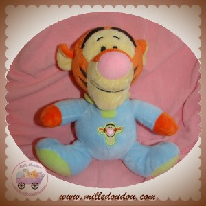 DISNEY NICOTOY SOS DOUDOU TIGROU ORANGE HABIT BLEU ASSIS