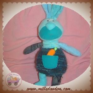 raynaud les petites marie sos doudou lapin bleu carotte les simpleton. Black Bedroom Furniture Sets. Home Design Ideas