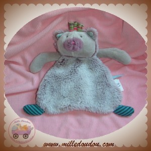 MOULIN ROTY SOS DOUDOU CHAT PLAT CHACHA GRIS POILS LES PACHATS