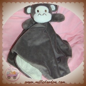 EARLY DAYS SOS DOUDOU SINGE PLAT MARRON