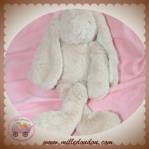 MARKS & SPENCER SOS DOUDOU LAPIN BEIGE A POIL