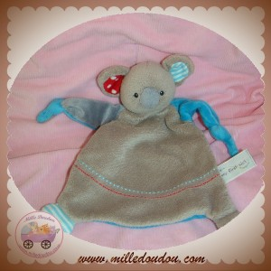 NICI SOS DOUDOU KOALA MARRON BLEU MY FIRST