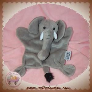 BNI ZOO DE BEAUVAL SOS DOUDOU ELEPHANT PLAT GRIS