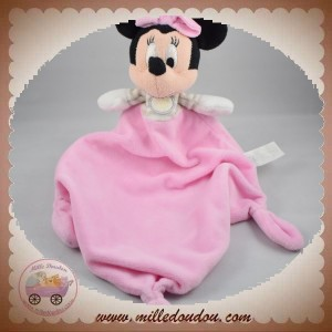 DISNEY NICOTOY SOS DOUDOU MINNIE PLAT ROSE