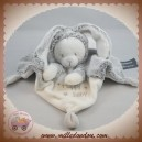 ORCHESTRA SOS DOUDOU OURS BLANC PLAT GRIS DEGUISE LAPIN HAPPY BABY