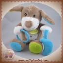 BABYNAT BABY NAT SOS DOUDOU CHIEN GRIS EVEIL LUNE BN0156