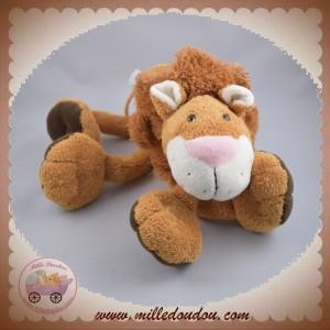 SIGIKID SOS DOUDOU LION MARRON
