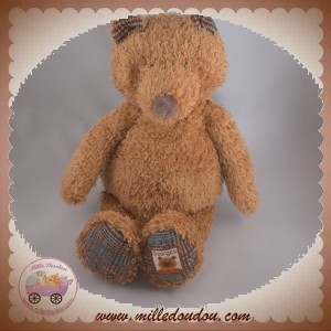 MOULIN ROTY SOS DOUDOU OURS GEORGES MARRON