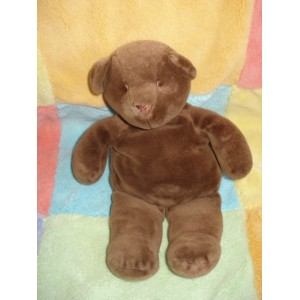 CMP SOS DOUDOU OURS MARRON TOUT COMPTE FEES LITTLE BABY
