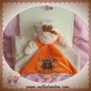 VETIR DOUDOU LUTIN GARCON PLAT ORANGE BEIGE OUTDOOA