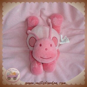MARESE SOS DOUDOU COCCINELLE ROSE DIFFERENT