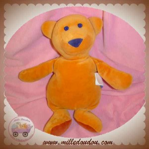 MARESE SOS DOUDOU OURS ORANGE