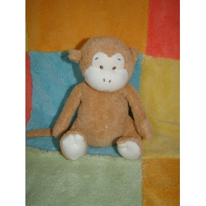 SERGENT MAJOR DOUDOU SINGE MARRON BEIGE