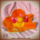MOULIN ROTY SOS DOUDOU ABEILLE LOUNA PLAT ORANGE OVAL
